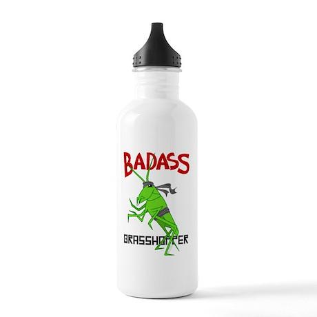 Bad ass grass hopper