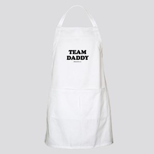 Team Daddy / Kids Humor BBQ Apron