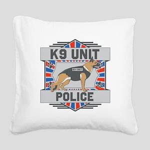 Custom German Shepherd K9 Unit Police Square Canva