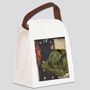 Fireman 1 Canvas Lunch Bag