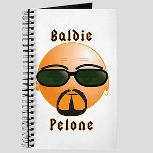 Baldie / Pelone Smilie Journal
