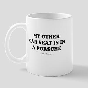 My other car seat / Baby Humor Mug