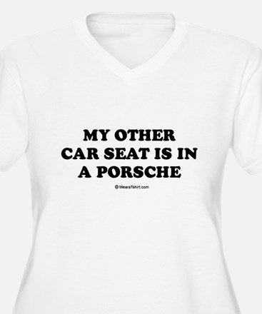 My other car seat / Baby Humor T-Shirt