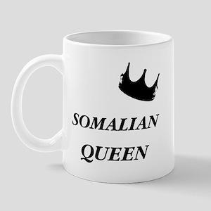 Somalian Queen Mug