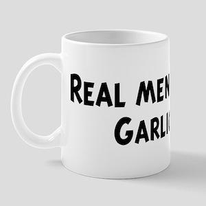 Men eat Garlic Mug