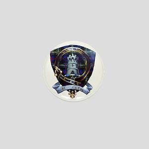Clan Malcolm Crest Mini Button
