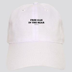 Free gas in the rear / Baby Humor Cap