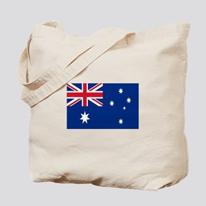 Australia flag Tote Bag