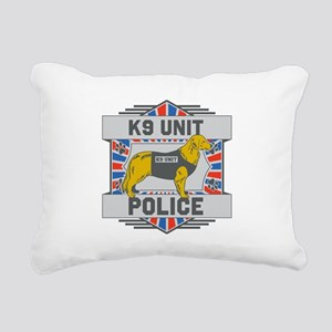 Custom Golden Retriever K9 Unit Police Rectangular