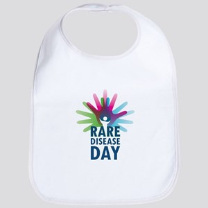 RARE DISEASE DAY Baby Bib