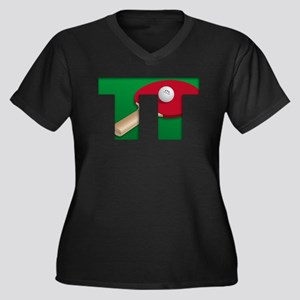 Table tennis TT Plus Size T-Shirt