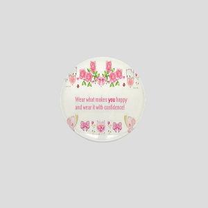 Sweet confidence! Mini Button