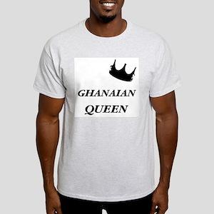 Ghanaian Queen Light T-Shirt