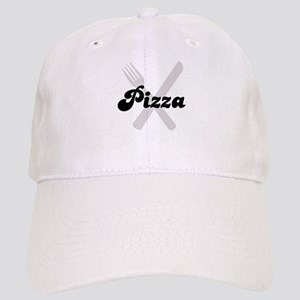 Pizza (fork and knife) Cap