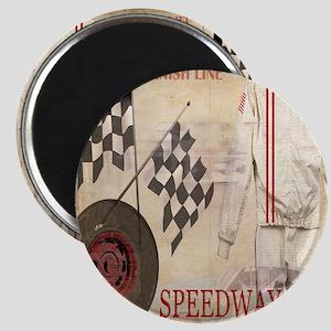 Speedway Magnet