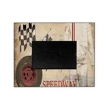 Auto racing Picture Frames