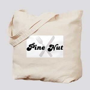 Pine Nut (fork and knife) Tote Bag
