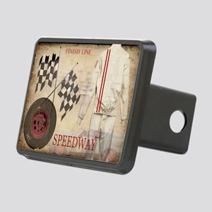 Speedway Rectangular Hitch Cover