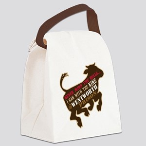 Kine Canvas Lunch Bag