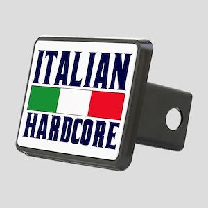 Italian Pride Rectangular Hitch Cover