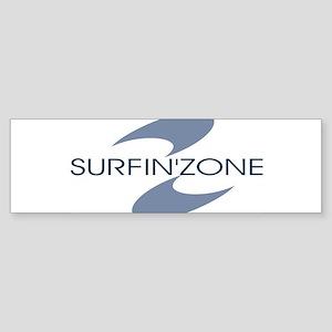 SURFINZONE Bumper Sticker
