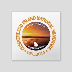 Cumberland Island NS Sticker
