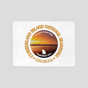 Cumberland Island NS 5'x7'Area Rug
