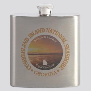 Cumberland Island NS Flask