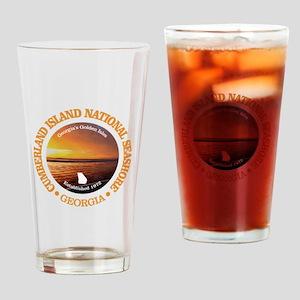 Cumberland Island NS Drinking Glass