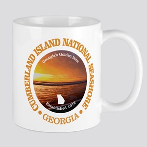 Cumberland Island NS Mugs