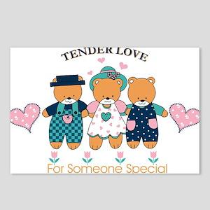 tender love Postcards (Package of 8)