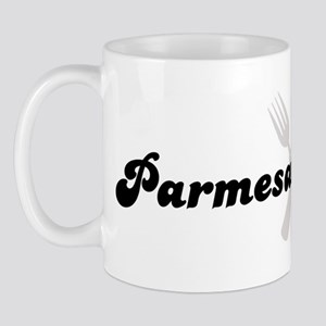 Parmesan Cheese (fork and kni Mug