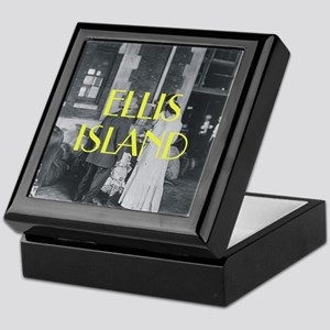 ABH Ellis Island Keepsake Box