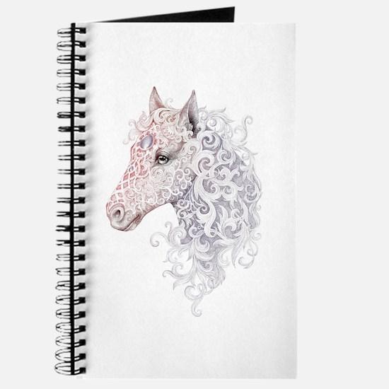 Horse Head Tattoo Journal