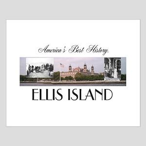 ABH Ellis Island Small Poster