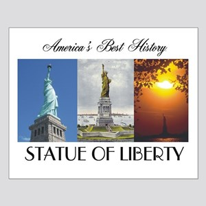 ABH Statue of Liberty Small Poster