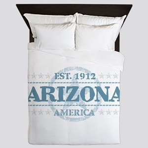 Arizona Queen Duvet