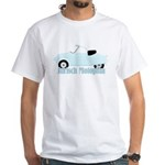 Motoplan White T-Shirt