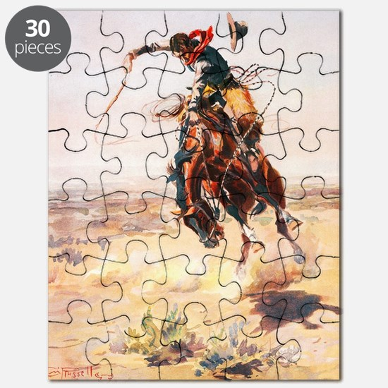Cute Horse power Puzzle