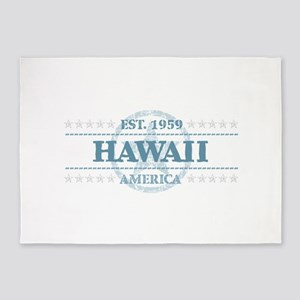 Hawaii 5'x7'Area Rug