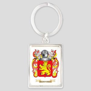 Humphrey Coat of Arms (Family Cr Portrait Keychain
