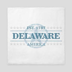 Delaware Queen Duvet