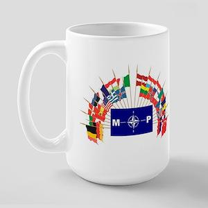 NATO MP Large Mug