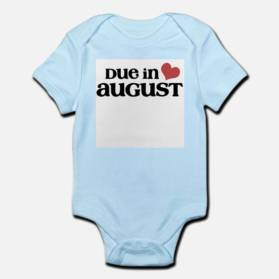 Due in August - Body Suit