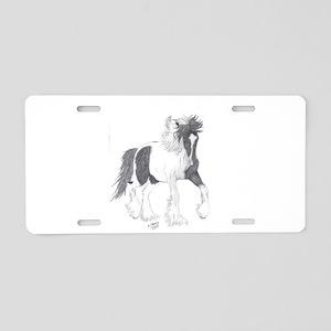 Go Maddie Aluminum License Plate