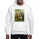 Spirit of '76 & Bernese Hooded Sweatshirt