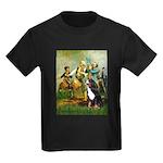Spirit of '76 & Bernese Kids Dark T-Shirt