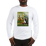 Spirit of '76 & Bernese Long Sleeve T-Shirt