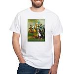 Spirit of '76 & Bernese White T-Shirt