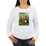 Spirit of '76 & Bernese Women's Long Sleeve T-Shir